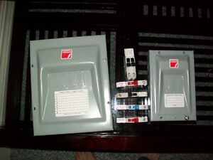 BREAKER PANEL BOXES(comes with free breakers)