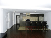Large upper duplex, 5 1/2 (3 bedrooms) completely renovated