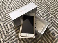 iPhone 6 •Gold•64gb• Great Condition• may take best offer