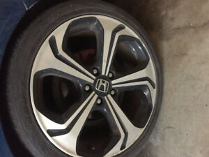 2015 civic si wheel/rim