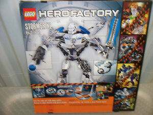 LEGO HERO FACTORY **NEUF**  /  **NEW**  6230 West Island Greater Montréal image 2