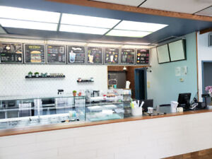 Newly Renovated Fast Food & Convenience Store for Sale