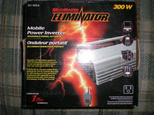 Mobile Power Inverter - 300W