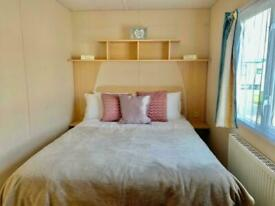 Cosalt Torino for sale at Ocean Edge Holiday Park 6 Berth Caravan