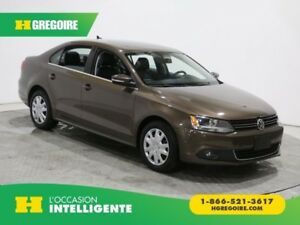 2013 Volkswagen Jetta Highline TDI AUTO AC GR ELECT CUIR MAGS TO