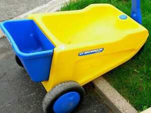 GT NOMA SNOW WAGON  better than STEP 2 FISHER PRICE import $200