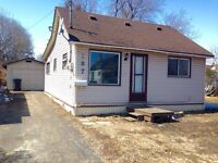 Cute 2 Bedroom Home with Detached Garage