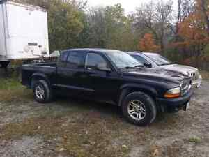 2004 Dodge Dakota Sport Crew Cab