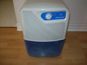 DEHUMIDIFIER --  ENERGY STAR RATED