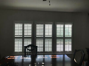 California shutter and blinds