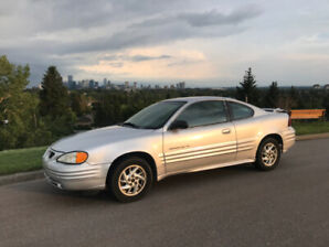 2002 Pontiac Grand AM *LOW KMS, GOOD CONDITION*