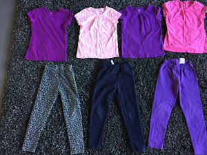 Size 7 youth girl clothes - all for $40
