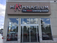 Mathnasium of Cambridge offers more than math tutors