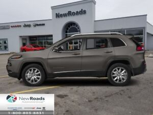 2018 Jeep Cherokee Limited 4x4  - Sunroof - Leather Seats - $247