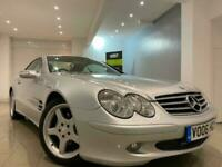 2006 Mercedes-Benz SL Series SL 350 2dr Tip Auto CONVERTIBLE Petrol Automatic