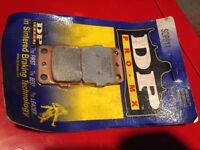Brake pads pour banshee,warrior,400EX