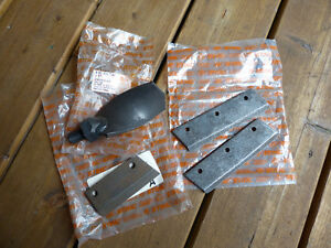 Stihl Chain-saw post hole digger auger parts
