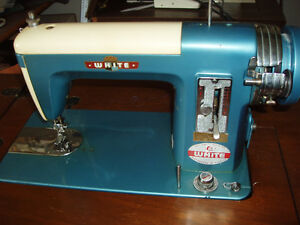 four sewing machines for sale. (reduced)