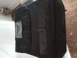 Large insulated food/pizza delivery bag
