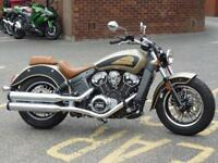 INDIAN SCOUT 1200 ICON SERIES BRAND NW