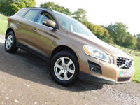 2009 VOLVO XC60 2.4D AWD 163 DIESEL AUTO Geartronic SE SUV ESTATE**FVSH**2 OWNER