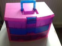 Children's Hobby Storage Case