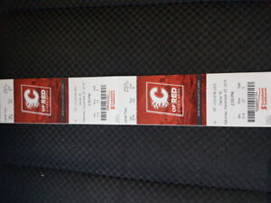Hockey Tickets For Dec 22nd