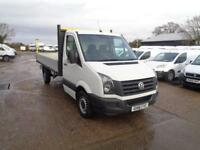 Volkswagen Crafter 2.0 Tdi 136Ps D/Side DIESEL MANUAL WHITE (2016)