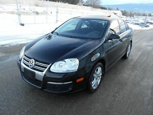 2007 Volkswge Jetta 5 Speed 5 Cyl 2.5L Excellet Codition