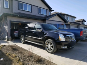 2008 Escalade ext pick up truck