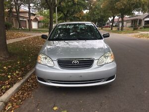Mint Condition 2006 Corolla CE with Remote Starter