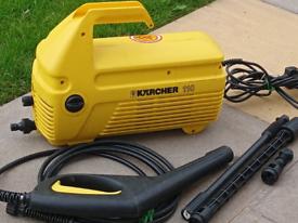 Karcher pressure washer for sale