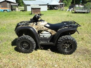 680 Honda Rincon with power steering and 3000 lb winch
