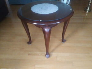 Gibbard Round End Table