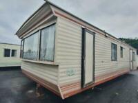 Static caravan Cosalt Capri 35x12 3bed - Free UK delivery.