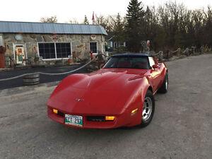 1980 Chevrolet Corvette Coupe (2 door)