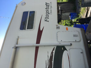 RV Fifth Wheel Flagstaff Classic Suyer Lite 2008