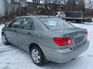 2004 Toyota Corolla Berline