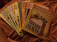 Golden Homes magazines full third edition collection. Vintage 1972