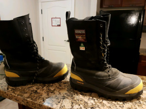 Men's Composite Winter Work Boots