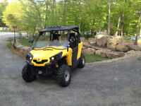 CAN AM COMMANDER 800 2012