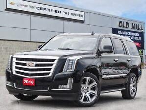 2016 Cadillac Escalade Luxury  - Leather Seats