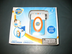 Discovery Kids Digital Camcorder + 2Gb Memory Card