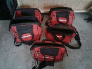 Hilti tool bages 35 bucks each
