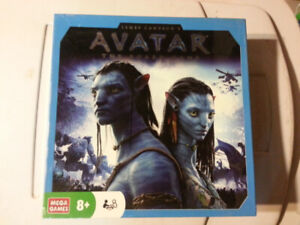 AVATAR   ..   THE  BOARD  GAME