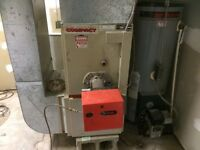 Oil furnace for sale must go