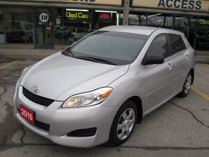 2010 Toyota Matrix - AUTO-EXTRA CLEAN Hatchback