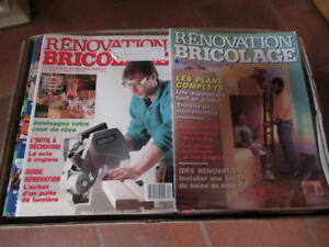 Renovation-Bricolage