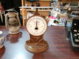 SALTER vintage Number 25 letter/ postal scales