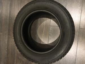 4 Pneus Hiver / Winter Tires 215 60 r16 GENERAL ALTIMAX ARCTIC